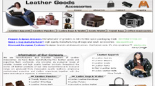 Leather Goods Accessories